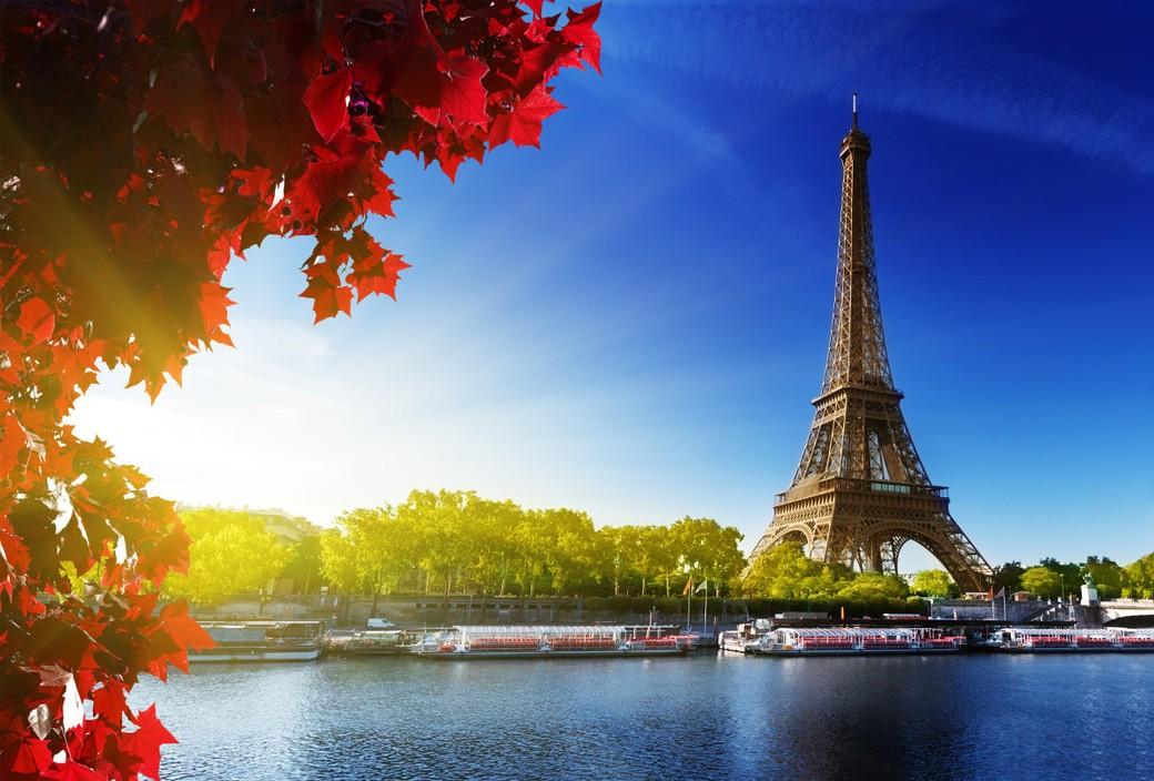 Обзорная автобусная экскурсия по Парижу