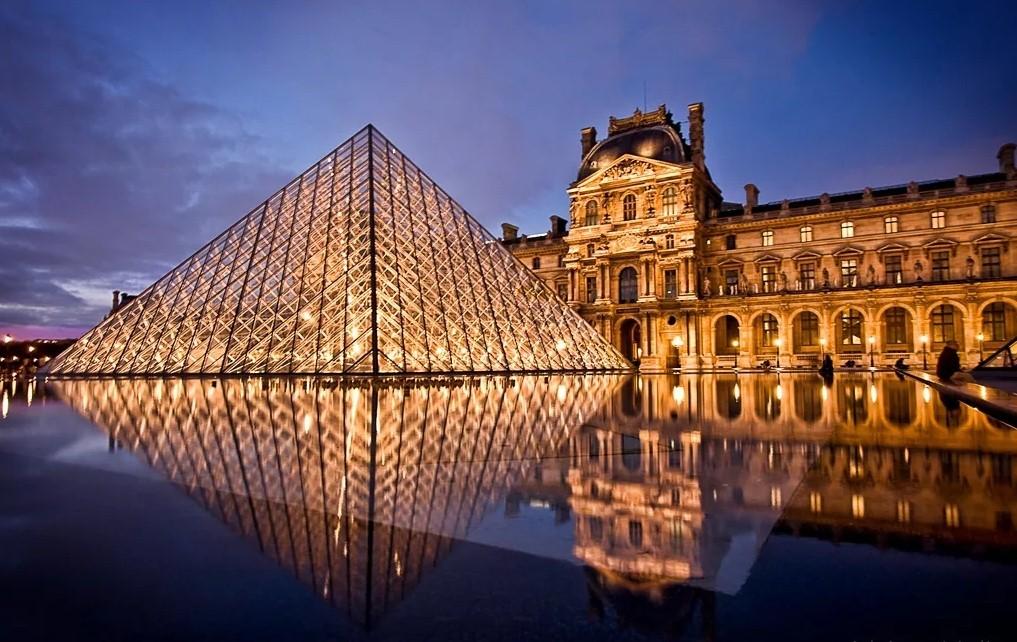 Экскурсия в Лувр с гидом
