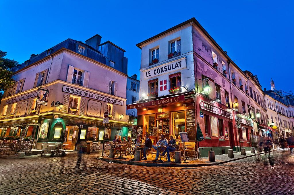 Пешеходная экскурсия по Монмартру