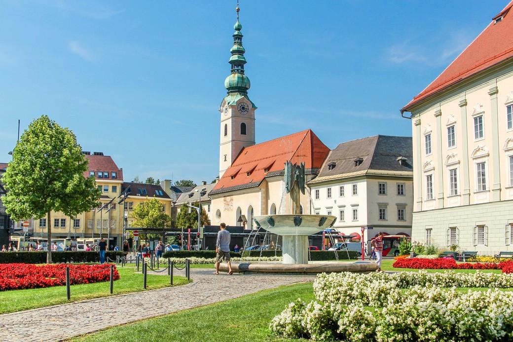 Поездка в Клогенфурт