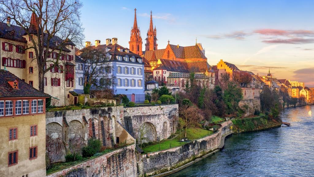 Обзорная пешеходная экскурсия по Базелю