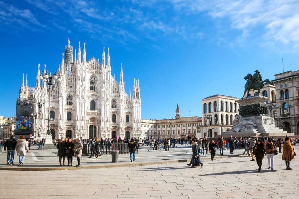 Обзорная экскурсия по Милану с местным гидом