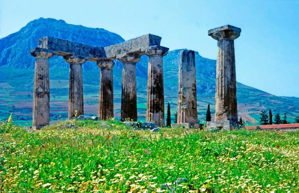 Экскурсия в древний Коринф и на Коринфский канал