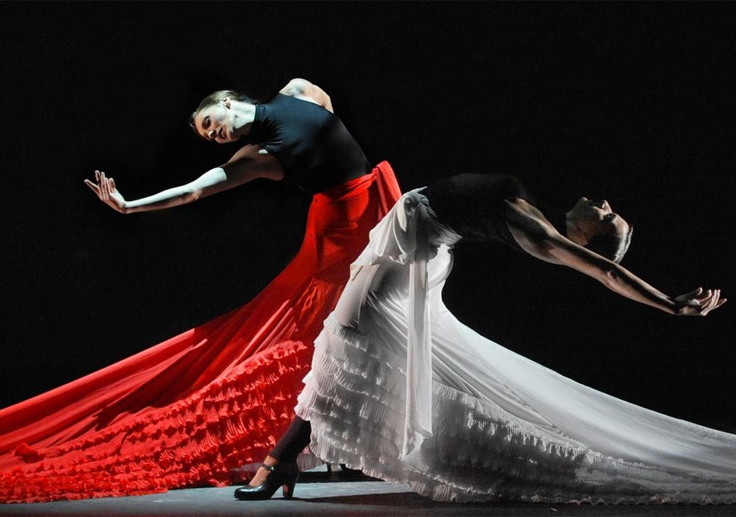 Поездка на «Фламенко-шоу»