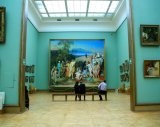 Экскурсия в Третьяковскую картинную галерею