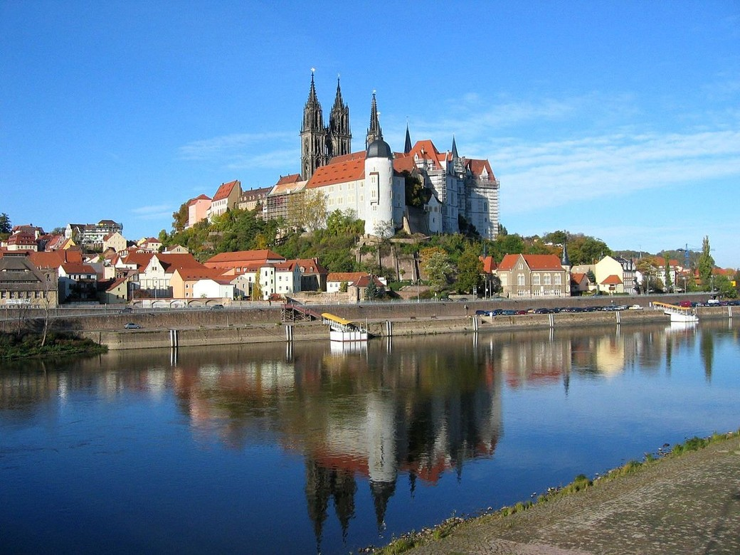 Поездка в старинный саксонский город Майсен