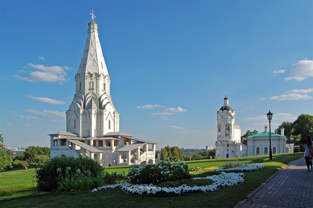 Поездка в Коломенское Село