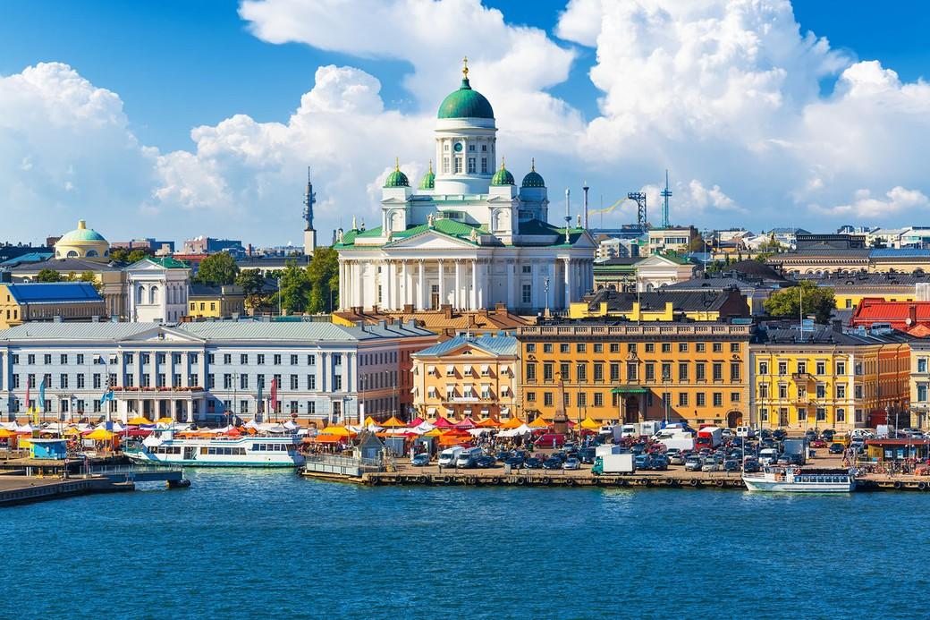 Обзорная автобусная экскурсия по Хельсинки с сертифицированным гидом