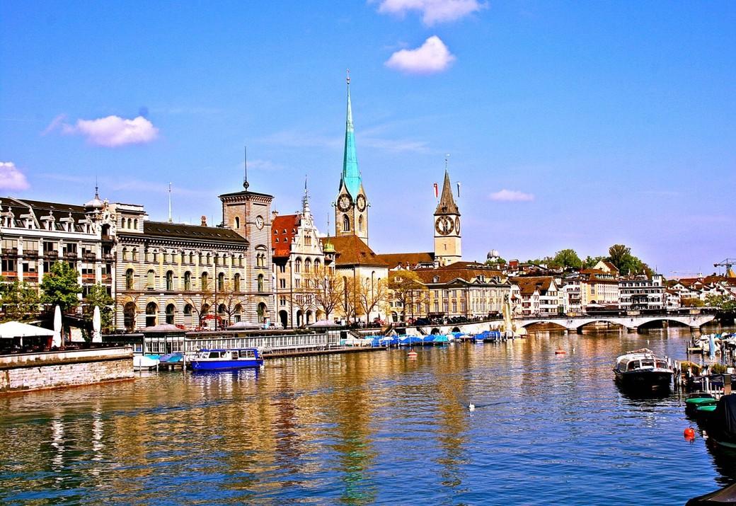 Обзорная экскурсия по Цюриху
