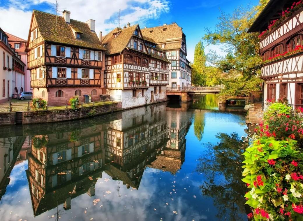 Обзорная пешеходная экскурсия по центру «Гран Иль» в Страсбурге