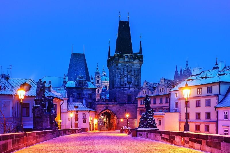 «Прага с привидениями»