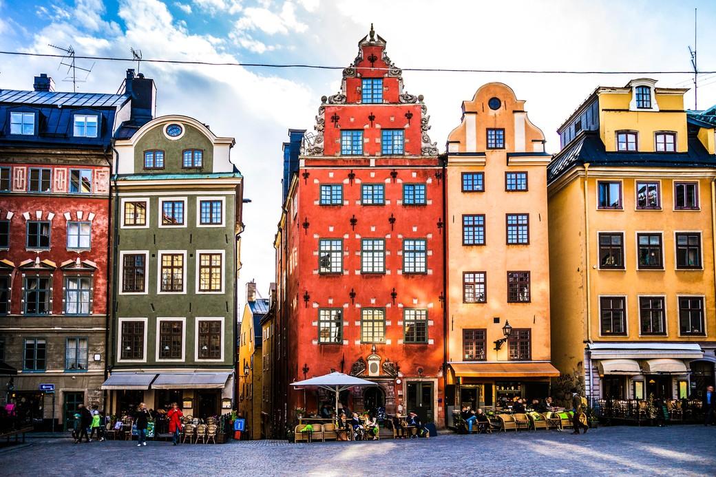 Автобусно-пешеходная экскурсия по Стокгольму