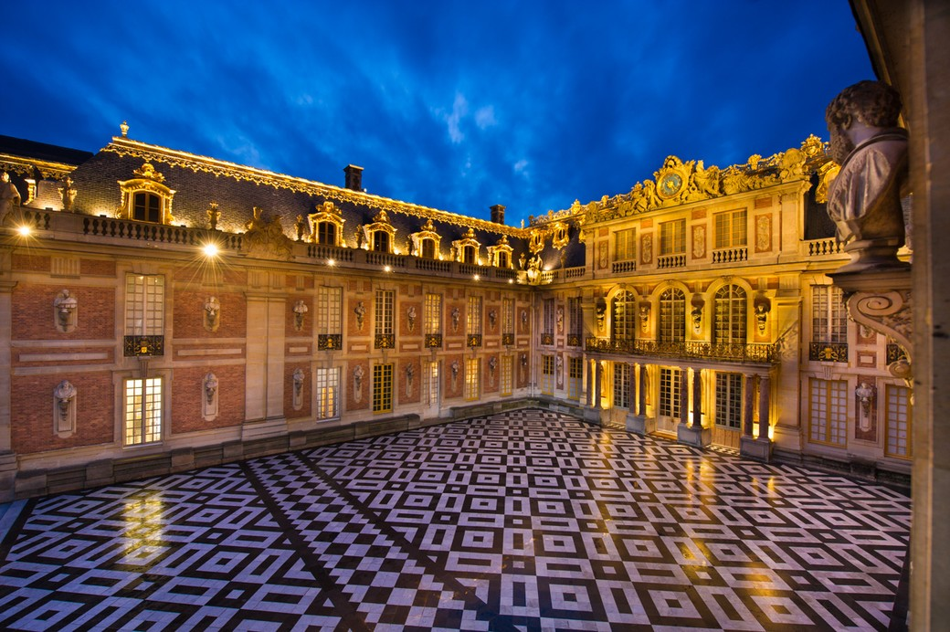 Поездка в Версаль