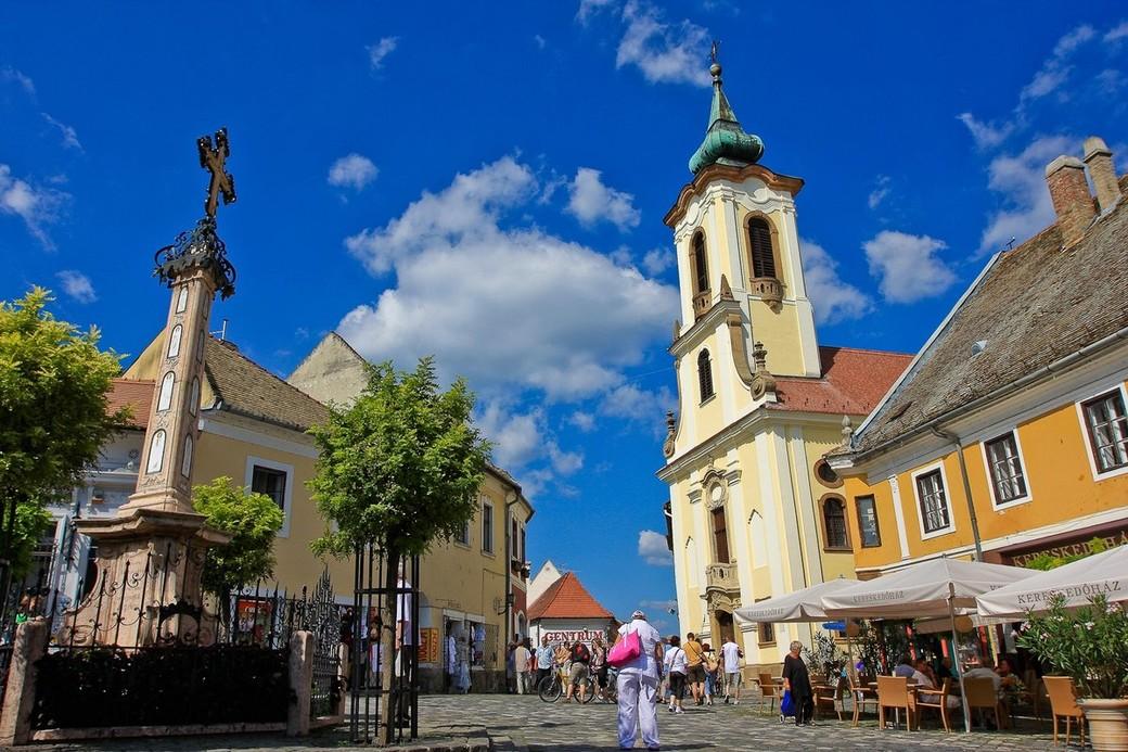Поездка в Сентендре и экскурсия по Вышеграду