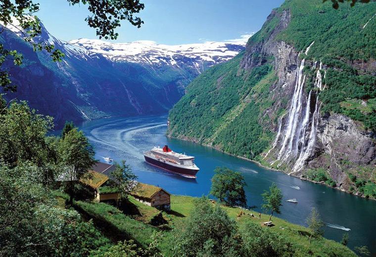 Поездка в регион Фьордов