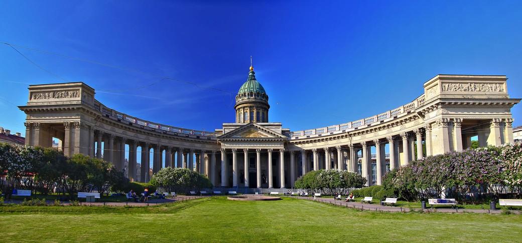Экскурсия по городу «Православные святыни Санкт-Петербурга» с посещением часовни Ксении Блаженной, Казанского Собора