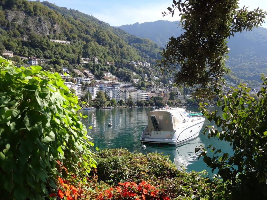 Поездка по городам Швейцарской Ривьеры