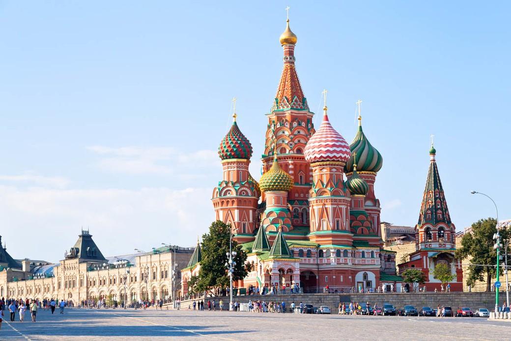 Пешеходная экскурсия по самому центру Москвы