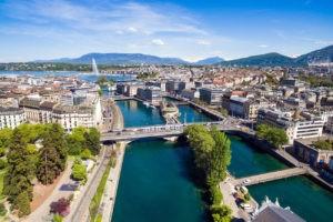 Экскурсия по Женеве