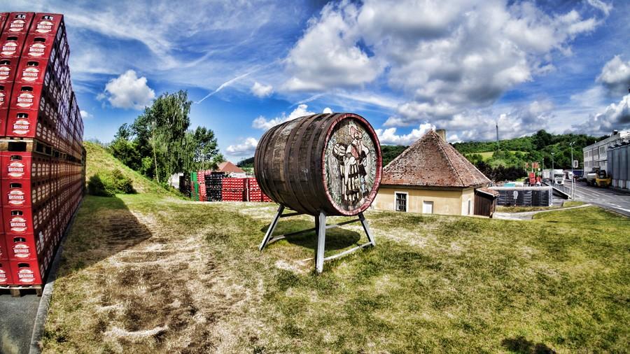 Поездка на пивзавод «Крушовице»