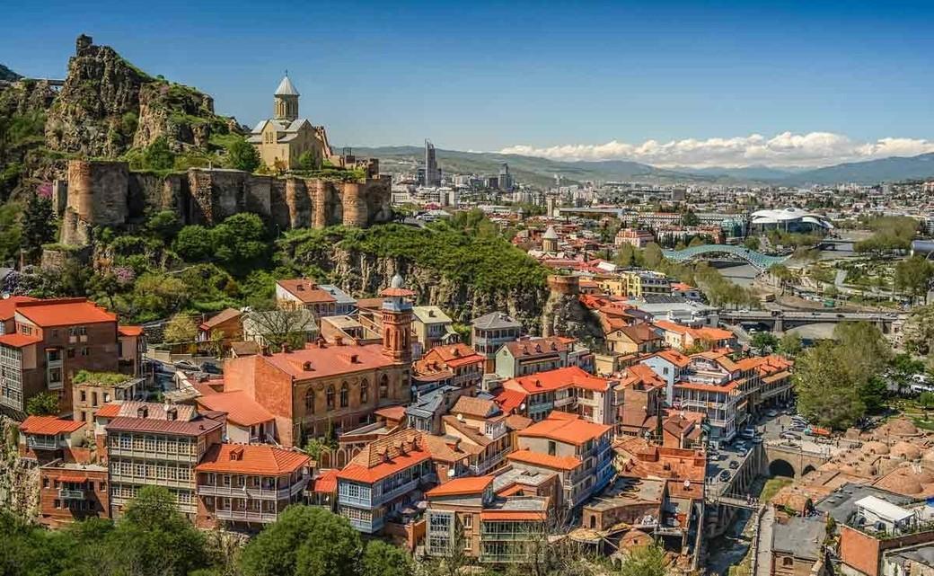 Обзорная экскурсия по Тбилиси с дегустацией