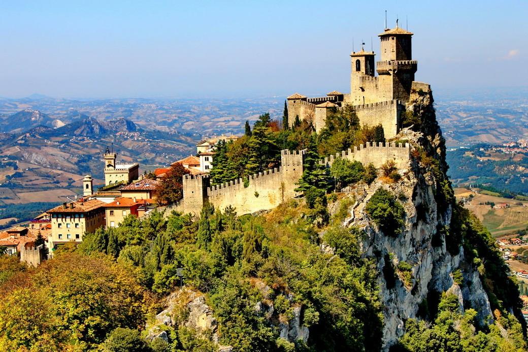 Поездка в Сан-Марино