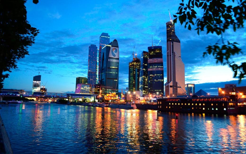 Ночная обзорная экскурсия по Москве