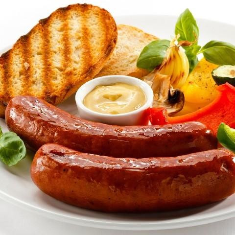 Баварские колбаски попробовать с Сэвэн Трэвел